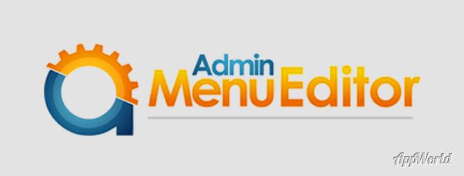 HEADER-Admin-Menu-Editor